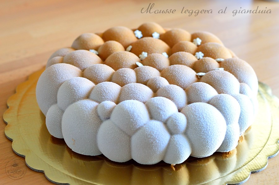 mousse leggera al gianduia -1